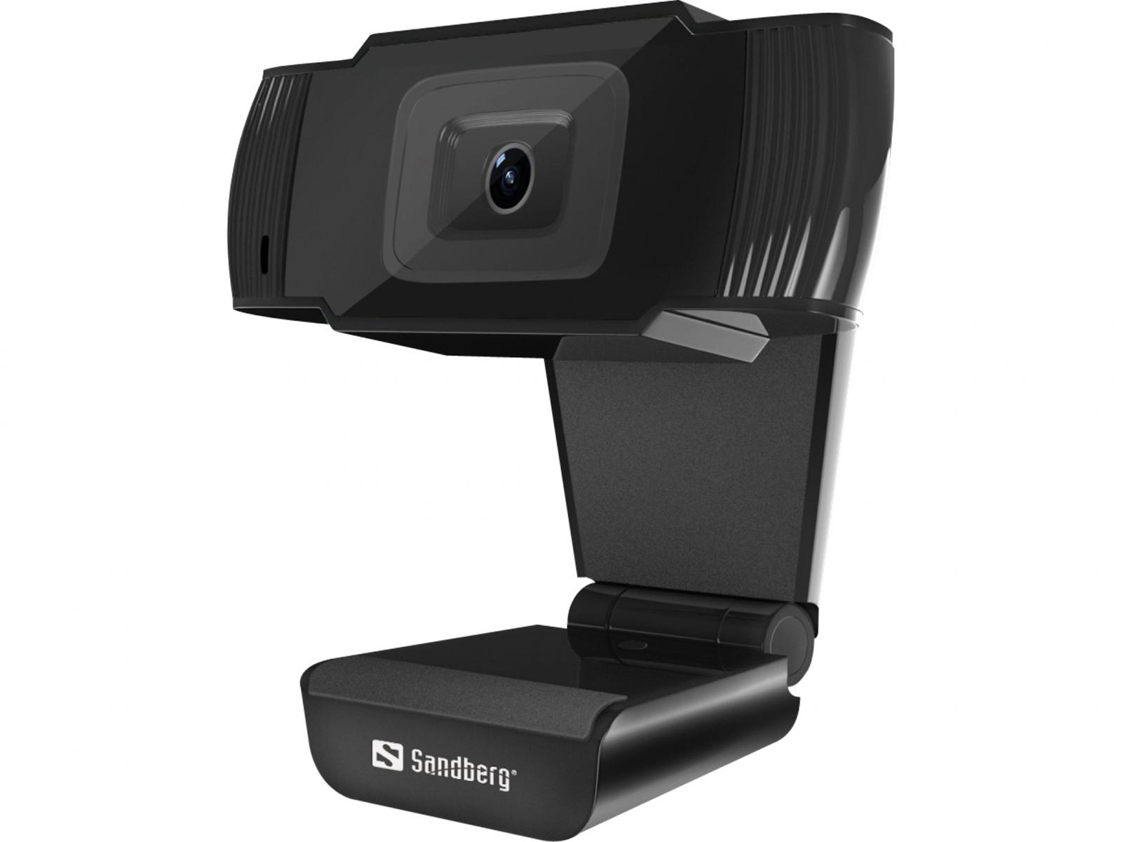 Camera web Sandberg Saver 480p, cu microfon